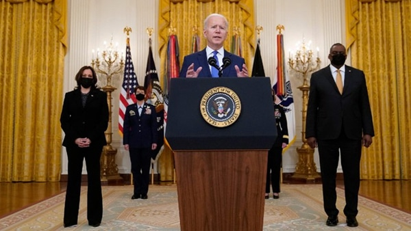 Rob Smith The Biden Admin's Cowardly Finger-Pointing Over Afghanistan
