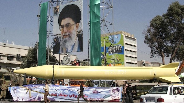 Aaron Kliegman Western Cowardice Is Allowing Iran to Go Nuclear