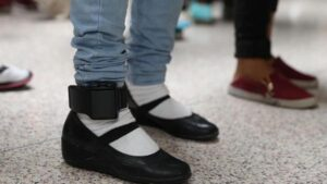 Washington High School Requiring Ankle Monitors for Unvaccinated Athletes