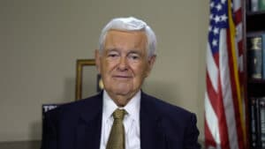 Newt Gingrich on Why Biden Was So Angry