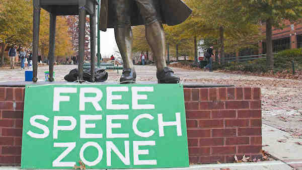 Trump Was Right, Biden Was Wrong | Free Speech on College Campuses