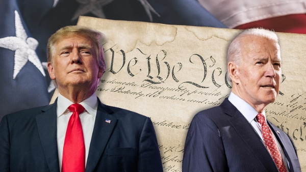 Trump Was Right, Biden Was Wrong   Upholding the Constitution