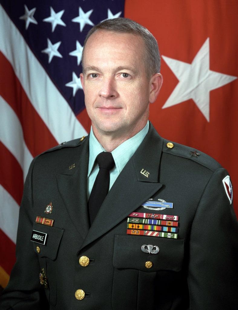 Guest: Major General Joseph Arbuckle