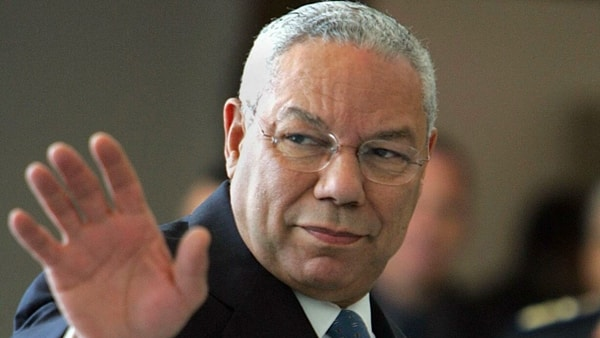 Callista and Newt Gingrich Gen. Colin Powell- An American Patriot