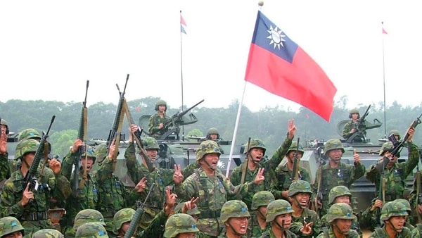 Newt Gingrich Protecting Taiwan's Independence Without War